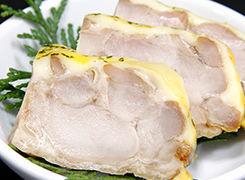 宮崎鶏ロースチーズ焼