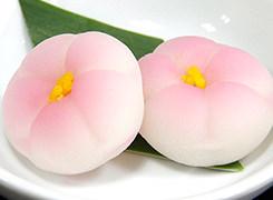 花餅 紅梅