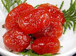 ドライトマト赤ワイン煮